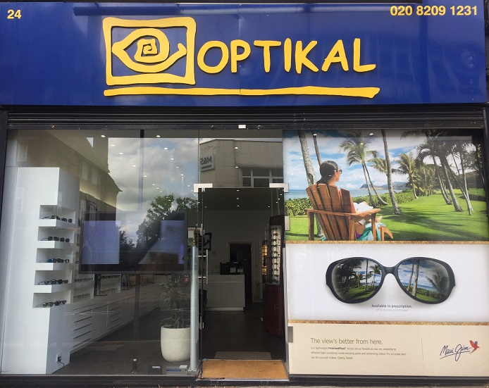 Optikal: Your Local Opticians in North London