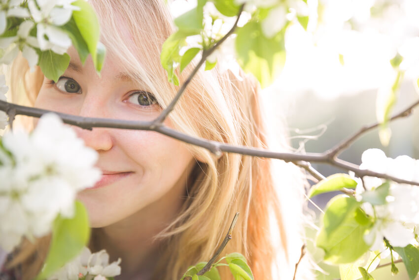 Help Your Eyes to Get the Better of Spring Allergies